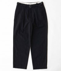 KAPTAIN SUNSHINE Tapered Gurka Trousers [NAVY]