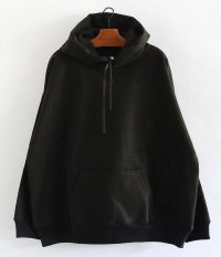 KAPTAIN SUNSHINE Hooded Pullover [INK BLACK]