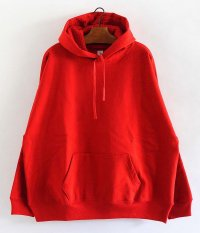 KAPTAIN SUNSHINE Hooded Pullover [RED]