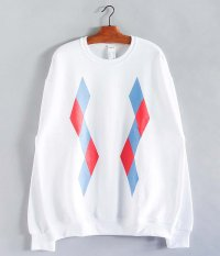 KAIKO DIA SWEAT [WHITE]