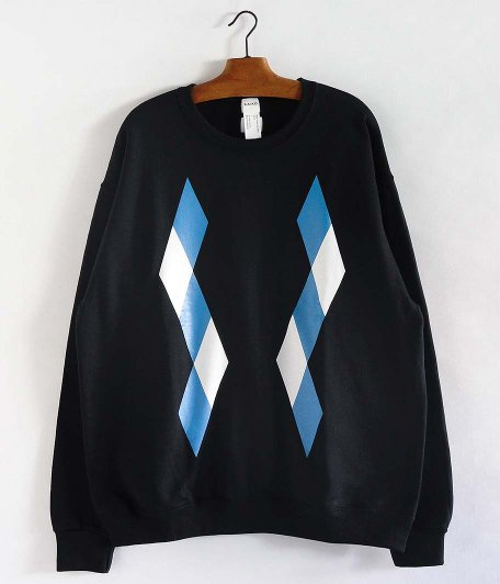 KAIKO DIA SWEAT [BLACK]