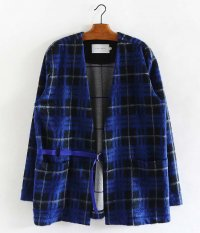 CURLY HOXTON NC CARDE [BLACK CHECK]