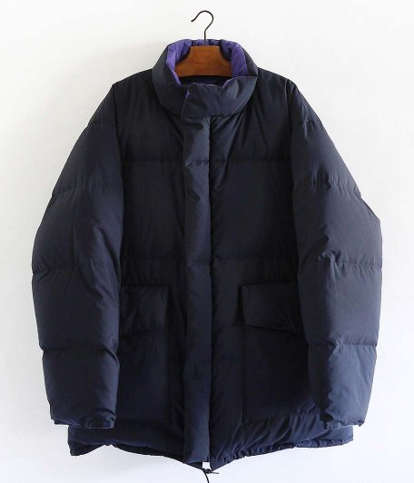KAPTAIN SUNSHINE Expedition Reversible Jacket [NAVY × PURPLE]
