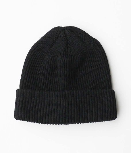 DECHO KNIT CAP [BLACK]