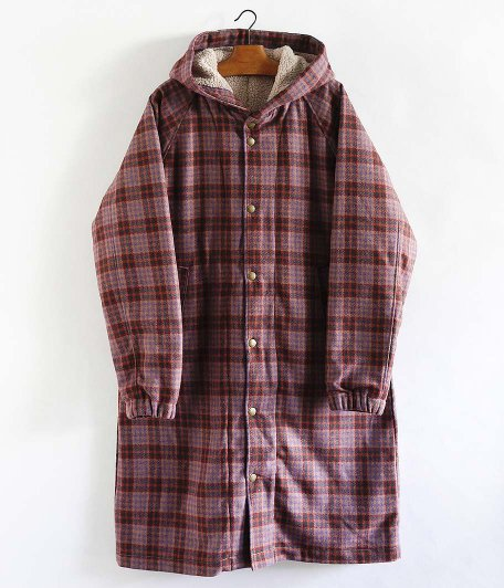 VOO Excel Bench Coat [BEIGE CHECK]