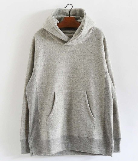 CURLY RAFFY PO PARKA [GRAY]