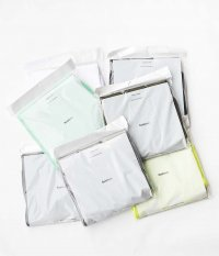 Fresh Service ORIGINAL 3-PACK SOCKS [BLACK / WHITE]