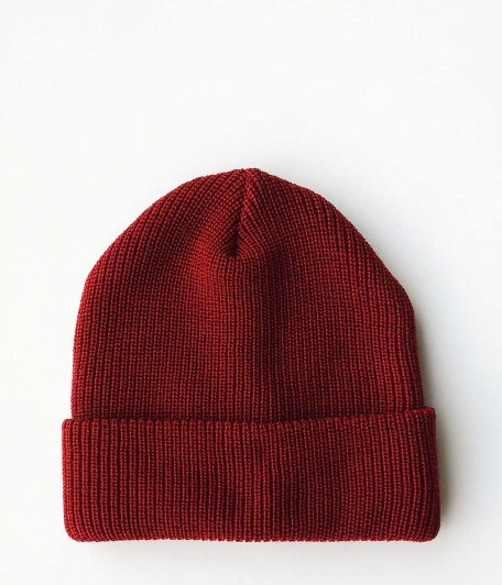 TONE Wool Watch Cap [WINE]