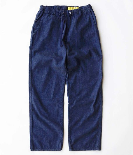 NECESSARY or UNNECESSARY SPINDLE PAINTER DENIM [INDIGO]