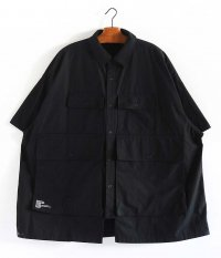 Fresh Service Five Pocket Shirt [BLACK]
