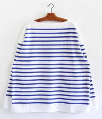 OUTIL TRICOT AAST [WHITE / BLUE]