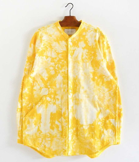 CURLY BLENDER LS SHIRTS [YELLOW]