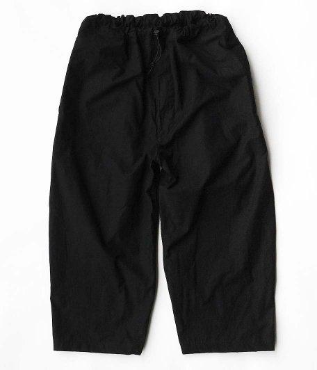 Customized by RADICAL Italian Military EZ Snow Camo Pants [Overdyed BLACK]