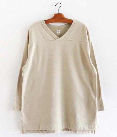 KAPTAIN SUNSHINE Football Shirt [TAUPE GRAY]