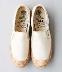 PRAS Shellcap Mould Slip-on [KINARI / GUM SOLE]