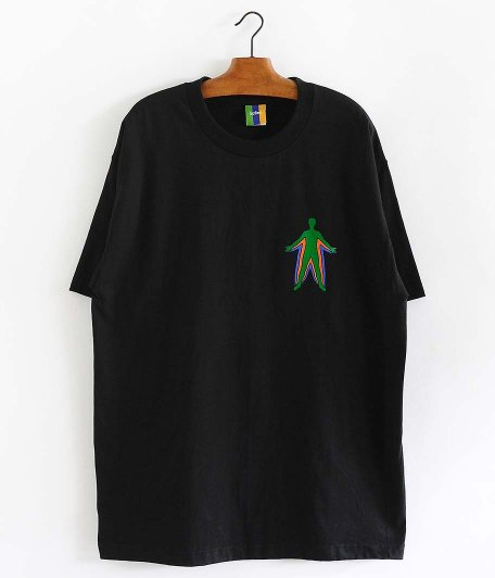 Bedlam Beam Short Sleeve Tee [BLACK]