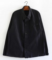 Customized by RADICAL East German Work Jacket [BLACK]