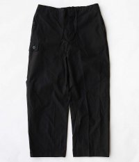 Customized by RADICAL East German Work Pants [BLACK]