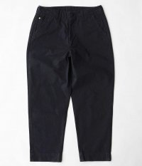 ANACHRONORM Standard Tapered Trousers [BLACK]