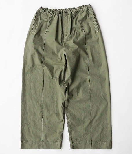 NECESSARY or UNNECESSARY PIN TUCK LONG [OLIVE]