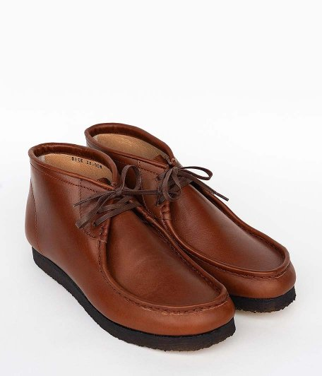 STOCK NO MB1701 Moccasin Shoes [BROWN]