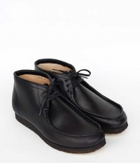 STOCK NO MB1702 Moccasin Shoes [BLACK]