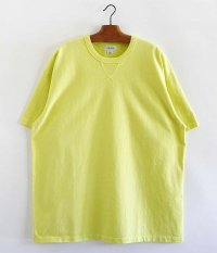 tone 3 Stitch Tee [YELLOW]