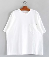 ANACHRONORM Standard Crew Neck S/S T-S [WHITE]