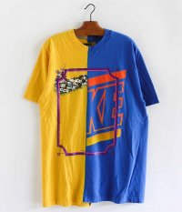 HURRAY HURRAY composition Remake Sports T-Shirt [MULTI]