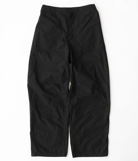 Fresh Service Easy Work Pants [BLACK]