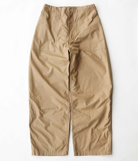 Fresh Service Easy Work Pants [BEIGE]