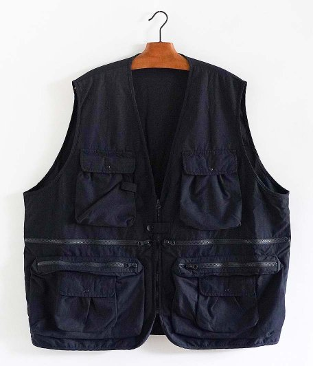 Fresh Service TRAVEL VEST [NAVY]