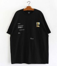 NEMES NEMES CL T-SHIRT [BLACK]