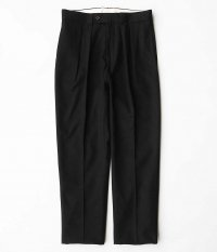 NEAT Cotton Kersey TAPERED [BLACK]