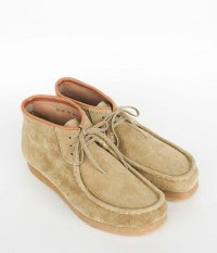 STOCK NO MB1801 Moccasin Shoes [BEIGE]