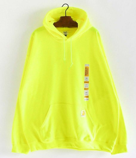 SECOND LAB NYC SWEAT HOODIE [YELLOW]