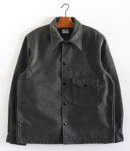 NECESSARY or UNNECESSARY ONE POCKET POLY [CHARCOAL]