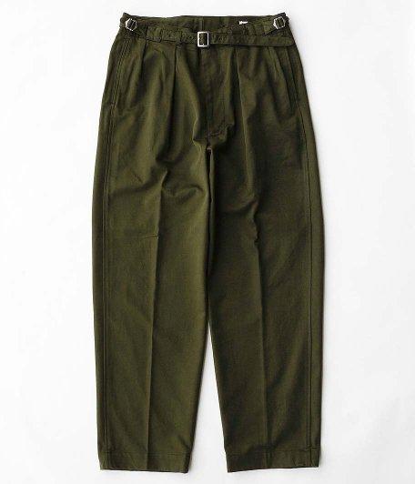 KAPTAIN SUNSHINE Gurka Trousers [OLIVE]