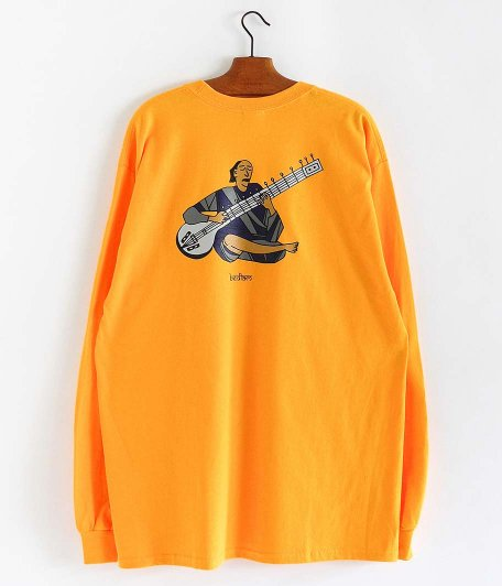 Bedlam RAVI Long Sleeve Tee [GOLD]