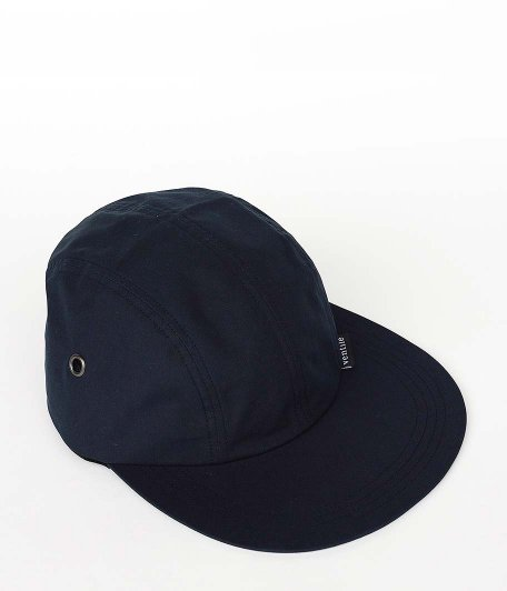 tone Ventile Field Cap [BLACK NAVY]