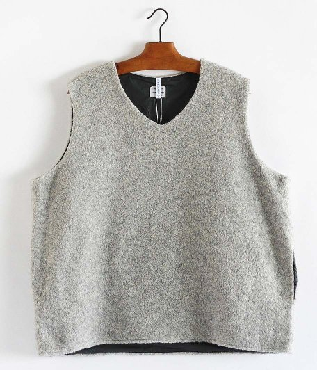 NECESSARY or UNNECESSARY Vest Poodle [GRAY]