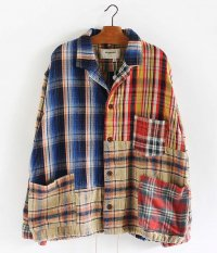 ANACHRONORM L/S COVERALL SHIRT [OW]