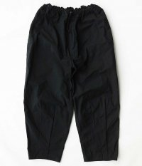 Customized by RADICAL Italian Military EZ Snow Camo Pants[BLACK]