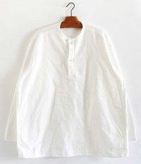ロシア軍スリーピングシャツ [WHITE / Dead Stock / One Wash]