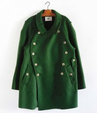 OUTIL MANTEAU ROYE [GREEN]