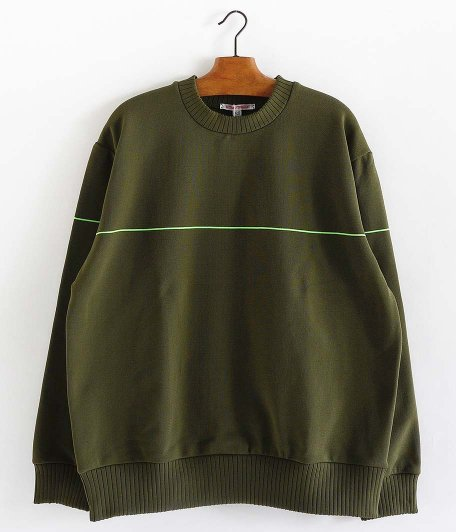 NECESSARY or UNNECESSARY School Jumper [OLIVE]