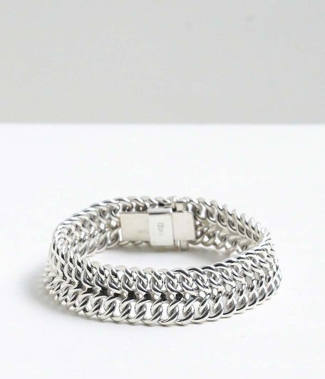 FIFTH Silver Chain Bracelet / CCC-1