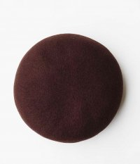 DECHO BASQUE BERET [BROWN]