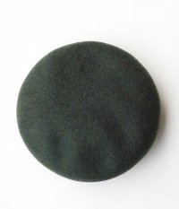 DECHO BASQUE BERET [GREEN]