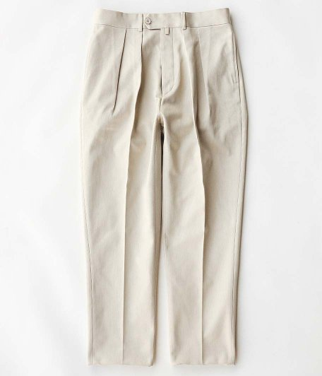 NEAT Cotton Pique TAPERED [IVORY]